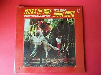 £15.61 • Buy Jimy Smith Peter And The Wolf