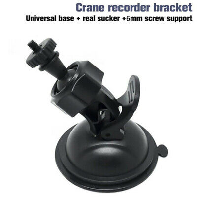 AU10.27 • Buy Suction Cup Stand Camera For DVR Universal Car Mounted Dash Cam Holder Dashboard