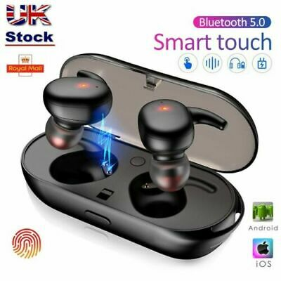 TWS Wireless Bluetooth Headphones Earphones Earbuds In-Ear Pods For IOS Android • 10.79£