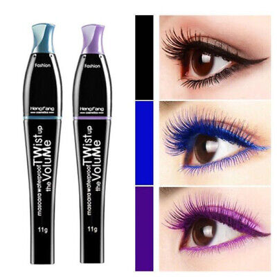 Glamour Curling Color Mascara Long, Waterproof, Non-Smudged Quick-drying Mascara • 3.69£