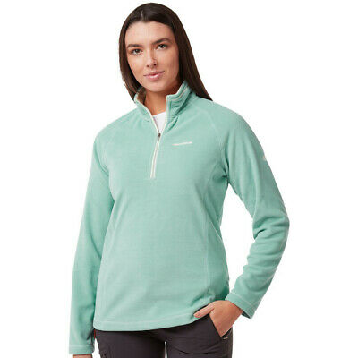 Craghoppers Womens Miska Insulated Half Zip Fleece Jacket • 19.10£