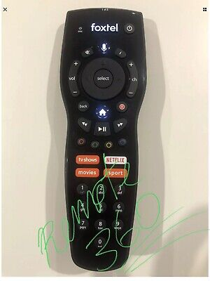 AU37.95 • Buy Foxtel IQ For Remote Control With Netflix Button Brand-new Sealed