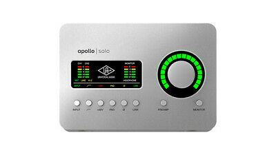 AU1130.61 • Buy UNIVERSAL AUDIO Apollo Solo First Shipping From Japan