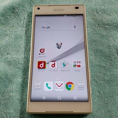 $ CDN142.01 • Buy 【Unlocked】SONY Xperia Z5 Compact 32GB White SO-02H Android -Smartphone- Cz515