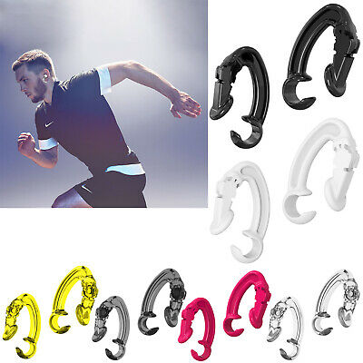 AU12.33 • Buy 2pcs Headphones Ear Hook Clips Holder For AirPods 1/2 Bluetooth Earphones Sports