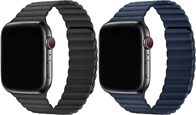 AU15 • Buy Apple Watch IWatch Band Series 6 5 4 3 2 1 SE Silicone Magnetic 42 44MM
