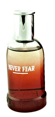 £6.99 • Buy NB No Fear Mens PERFUME 100ml EDT New Brand GIFT FOR HIM - UNBOXED