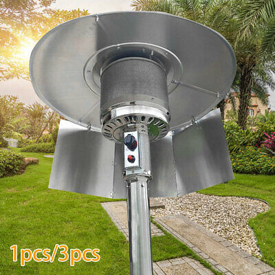 Parasol Heater Terrace Heater Garden Gas Outdoor Hammer Steel Terrace Heater UK • 15.99£