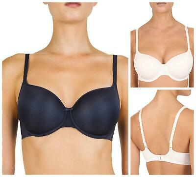 £33.39 • Buy Conturelle By Felina Solid Memory Soft Bra 806813 Womens Moulded Underwired Bras