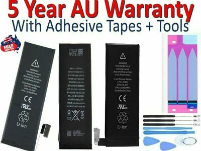 AU12.88 • Buy NEW High Capacity OEM Battery Replacement For IPhone 5 5C 5S 6 6S 7 Plus 8 X XS