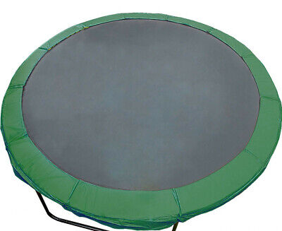 AU91.99 • Buy Powertrain Trampoline Replacement Safety Spring Pad Round Cover 25cm Pad, Blue