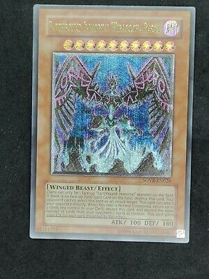 Yugioh Earthbound Immortal Wiraqocha Rasca Ultimate Rare Good Sovr-en026 • 22.90£