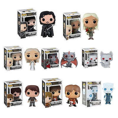Funko Pop! TV: Game Of Thrones TV Movies Action Figures Collection Model Toys • 29.99£