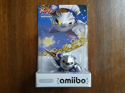 AU32.95 • Buy Amiibo Kirby Series Meta Knight BRAND NEW AUS Release