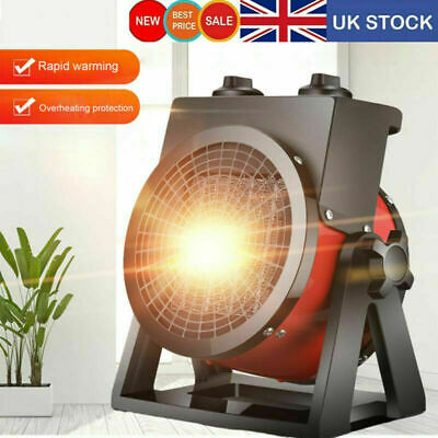 Patio Heater Stainless Steel Portable Home Outdoor Heat Lamp Adjustable Heater • 44.99£