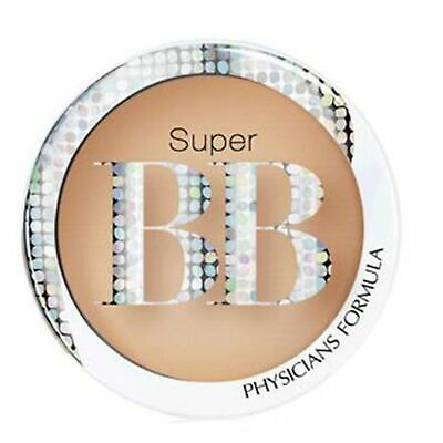 Physicians Formula Super BB All-in-1 Beauty Balm Powder With Brush RRP £27.00 • 7.99£