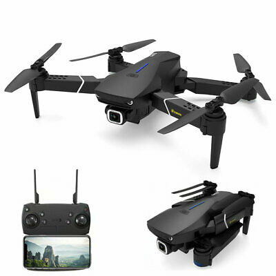 RC Drone Quadcopter Eachine E520S GPS WIFI FPV With 4K HD Camera Foldable • 87.10£