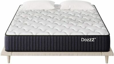 $ CDN212.95 • Buy Double Spring Mattress 12 Inch In A Box With Pressure Relief Cool Gel Memo Home