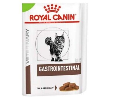 £22.51 • Buy Royal Canin Veterinary Diet Cat 85g Gastro Intestinal Wet Food Pouch 12, 24, 48
