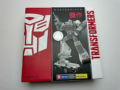 Transformers Masterpiece Mp-04 Autobot Prowl Toys R Us Exclusive Hasbro New • 70.10£