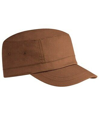 £4.80 • Buy Mens Cotton Army Cap Brown Military Style Baseball Sun Hat Classic Style Unisex