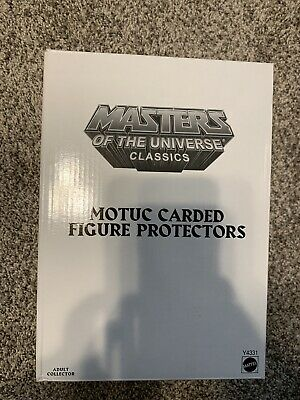 $80 • Buy Masters Of The Universe Classics Carded Figure Protectors Brand New & Rare