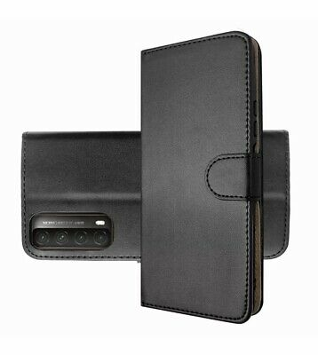 Case For Huawei P40 P30 PRO LITE 5G Luxury Leather Wallet Flip Cover Black • 2.99£