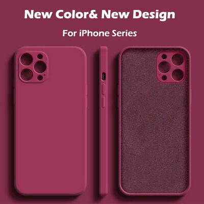 AU8.45 • Buy Case For IPhone 11 12 Pro Max MIni XR XS X 8 7 Plus SE Shockproof Silicone Cover