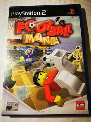 £14 • Buy Lego Football Mania PS2 Complete (PAL) FREE POSTAGE