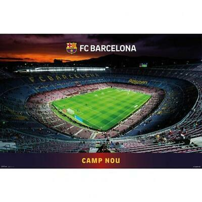 FC Barcelona Poster Stadium 6 Large 61cm X 91cm Official Licensed Product • 6.99£