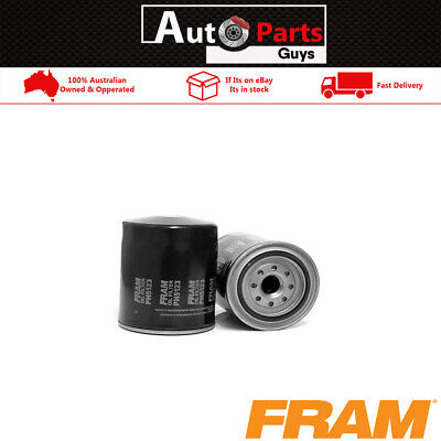 AU34.99 • Buy Fram Oil Filter PH5123 Same As Ryco Z334