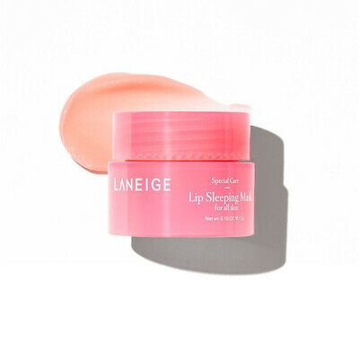 Laneige Special Care Lip Sleeping Mask (Berry) Nutritious Pink Lips 3g,UK Seller • 5.99£