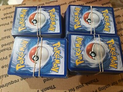 $39.99 • Buy Lot Of 500 Pokemon Cards! Reverse Holo And Holos Included!  Read Description ...