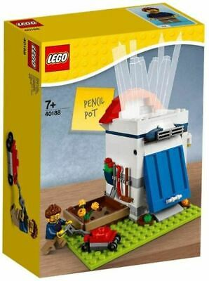 £29.99 • Buy LEGO Pencil Pot - Park Your Pens And Stationery In A Pencil Pot!