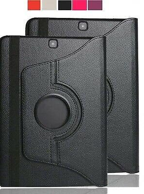 360 Leather Rotate For Samsung Galaxy Tab A 9.7 SM-T550 Stand Case Folio Cover • 5.85£