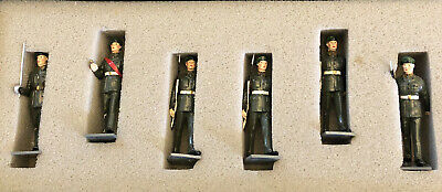 Fusilier Miniatures Royal Marines Lovat Berets Boxed X 6 • 65£