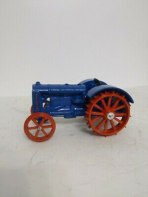 £60.88 • Buy Scale Models 1/16 Diecast Fordson Model N On Steel Tractor