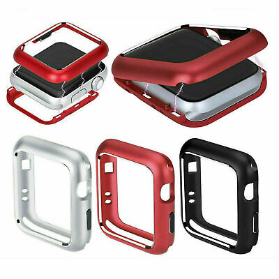 $ CDN6.79 • Buy Magnetic Metal Case For Apple Watch IWatch Series 5 4 3 2 1 38 40 42 44mm Cover