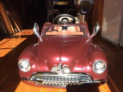 AU910 • Buy FJ Holden Convertible Ride In Car