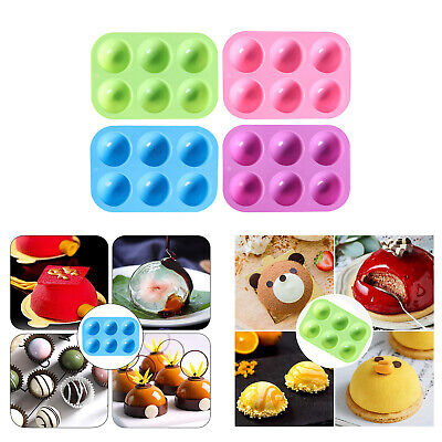 Silicone Cake Mold Candy Diamonds Crystals Gems Bakeware Mould Chocolate • 3.72£