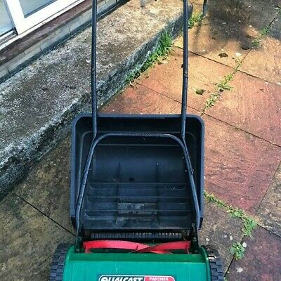 Qualcast Panther 380 Cylinder Push Mower • 20£