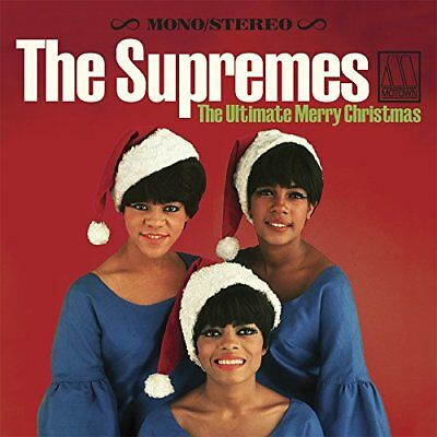 £15.82 • Buy The Supremes: The Ultimate Merry Christmas (2 CD-Set) Holiday Music Diana Ross