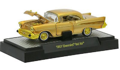 $ CDN70.11 • Buy M2 Machines Auto-Club Box #1 - 1957 Chevrolet Bel Air - 1/750 - New & Mint