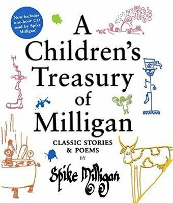A Children's Treasury Of Milligan: Classic Stories And Poems: New Hardcover Book • 17.96£