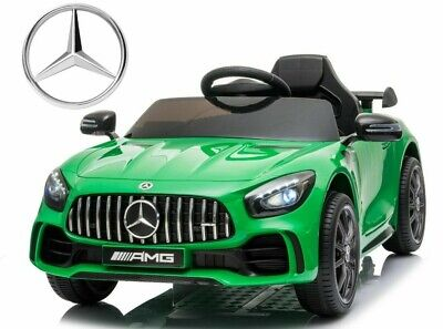 £134.99 • Buy Kids 12V Licensed Mercedes GTR Electric Battery Ride On Car With Remote