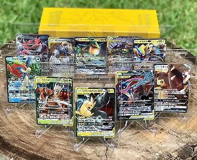 AU39.99 • Buy ⚡️ Pokemon Tag Team GX All Stars Lot - 10 Ultra Rare Pokemon Cards ⚡️ Pikachu!
