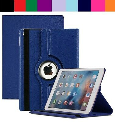 £4.15 • Buy Apple IPad 2/3/4 2nd 3rd 4th Generation 360 Rotating Smart Leather Case Cover