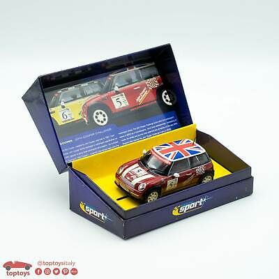 Scalextric Sport C2484A Mini John Cooper Challenge #5  Slot Car Scala 1:32 MIB • 27.68£