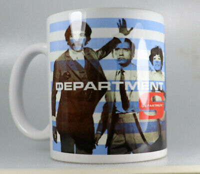 Department S Tv Series !960s Jason King 11oz Gift Mug Ideal For A Gift • 8.99£