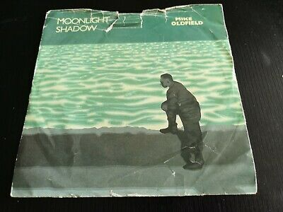 Mike Oldfield Moonlight Shadow 7 Inch Vinyl Record • 0.45£